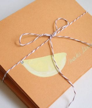 special guest & giveaway: for stationery sake thumbnail