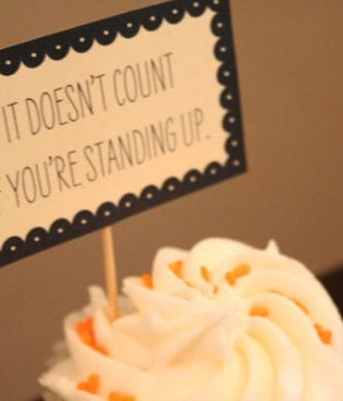 free cupcake topper download on the sweetest occasion thumbnail
