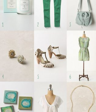 window shopping:  anthropologie thumbnail