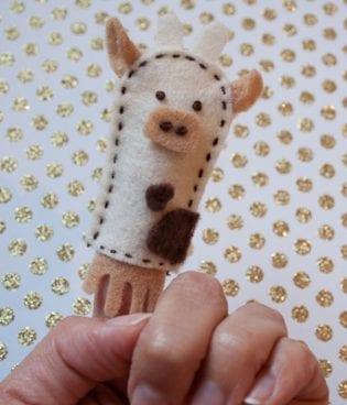 diy finger puppet thumbnail