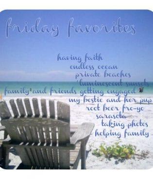 friday favorites thumbnail