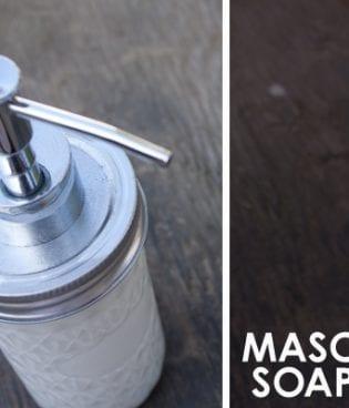 diy mason jar soap pump thumbnail