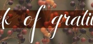 week of gratitude thumbnail