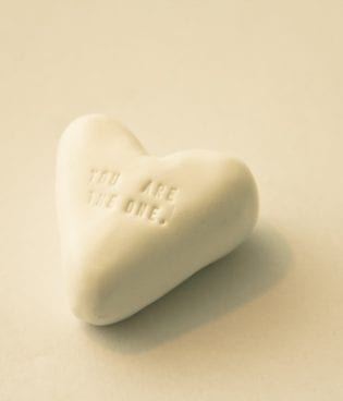 diy clay hearts on the sweetest occasion thumbnail