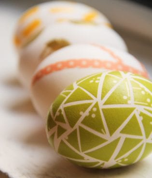 diy washi tape easter eggs thumbnail