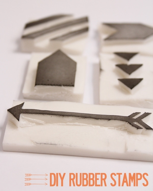 diy rubber stamps » Lovely Indeed