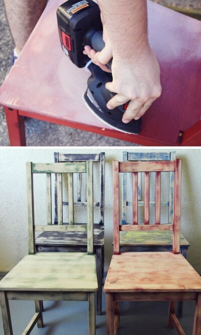 DIY Ikea Chair Restyle
