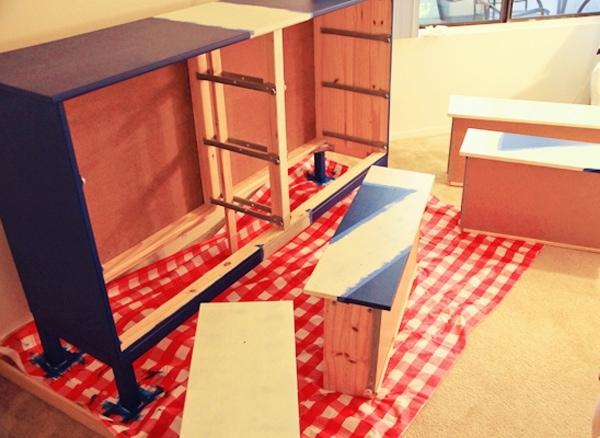 DIY Ikea Dresser Hack