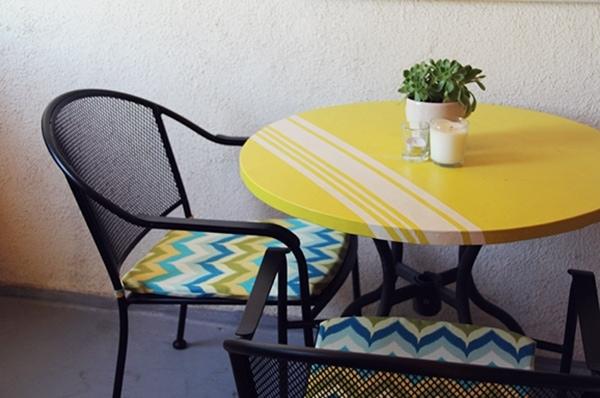 DIY Chair Cushions