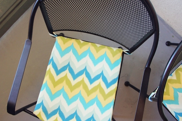 Diy Patio Chair Cushions