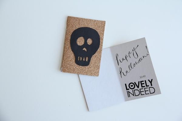 DIY Halloween Card