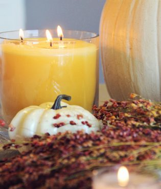 diy candles on the violet thumbnail