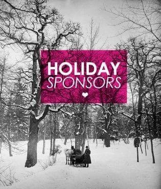 be a holiday sponsor! thumbnail