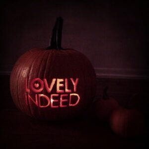 Lovely Indeed Pumpkin