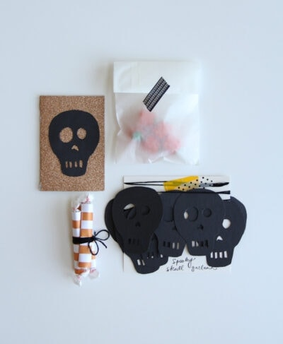 DIY Halloween Mail