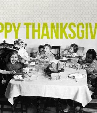 happy thanksgiving thumbnail