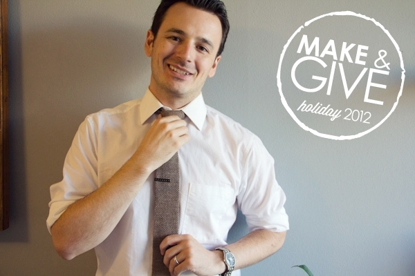 DIY Enamel Tie Clip