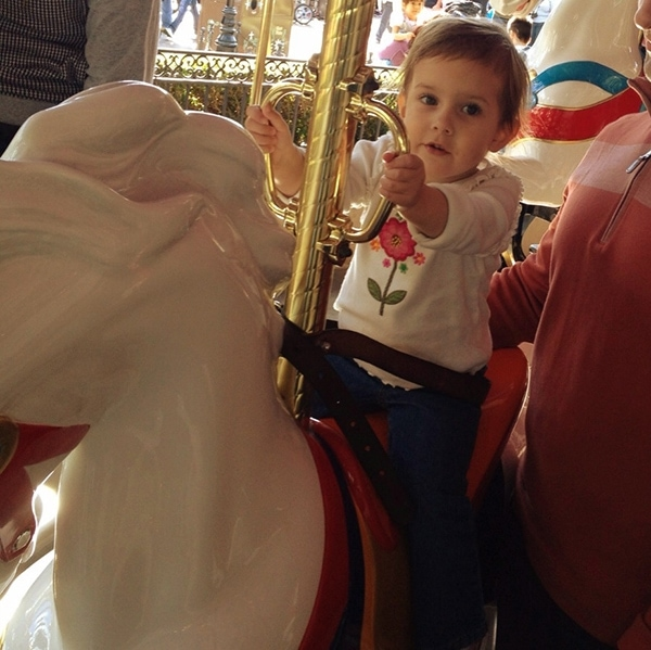 Disneyland with a Two-Year-Old