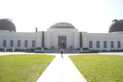 Griffith Observatory Style