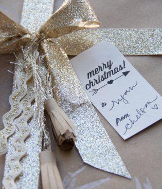 Make and Give // Printable Christmas Gift Tags thumbnail