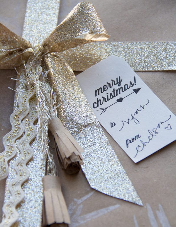 Make and Give // Printable Christmas Gift Tags thumbnail