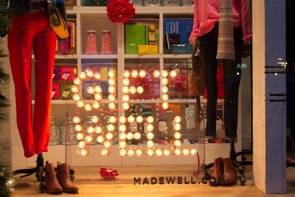 Madewell Soho