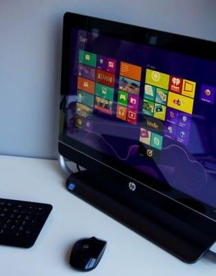 HP ENVY 23 TouchSmart AiO