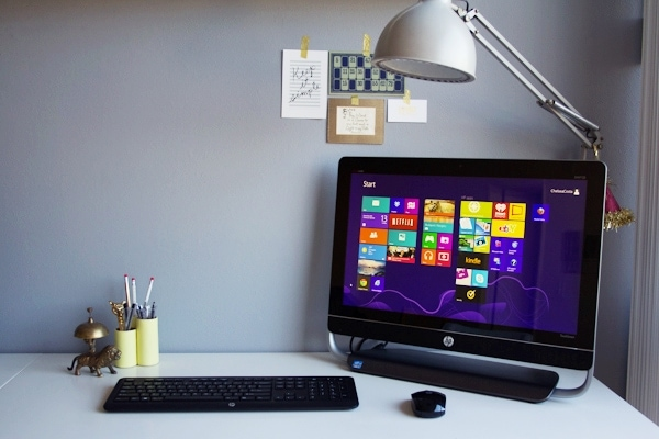 HP ENVY 23 TouchSmart AiO