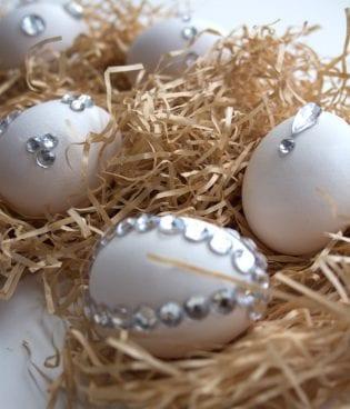 DIY Blingy Easter Eggs thumbnail
