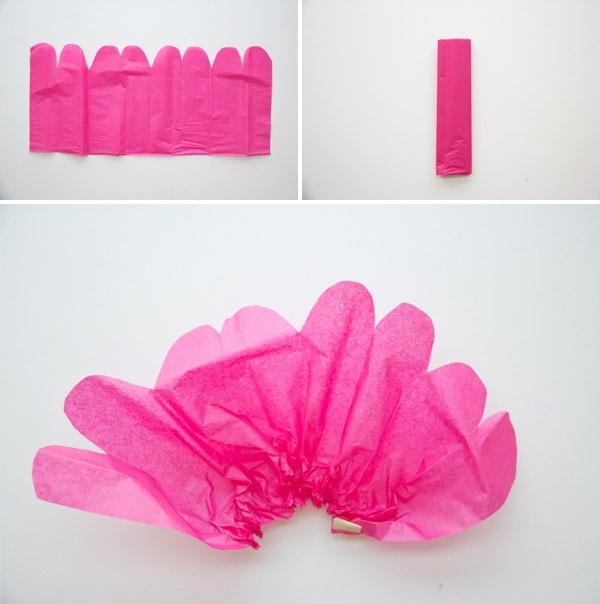 DIY Flower Photobooth Backdrop