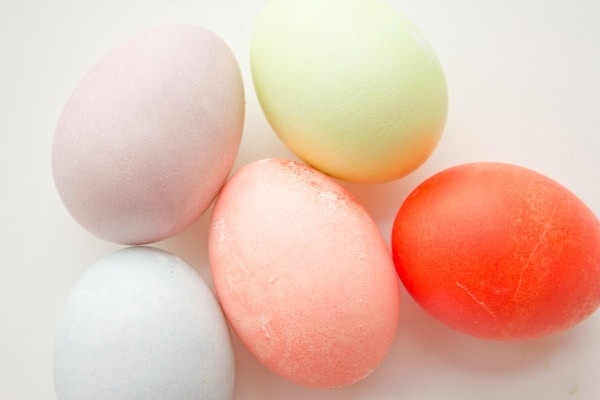 DIY Kool-Aid Easter Eggs