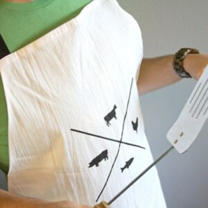DIY Manly Man Apron thumbnail