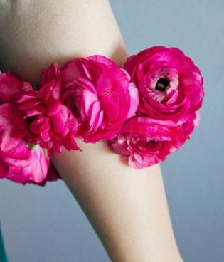 DIY Floral Bangle Bracelets & Mother's Day Gift Tag thumbnail