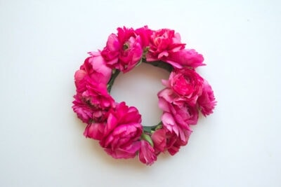 floral mother's day bracelet