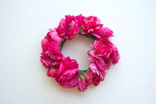 Браслет своими руками розы