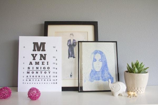 Eye Chart Printable
