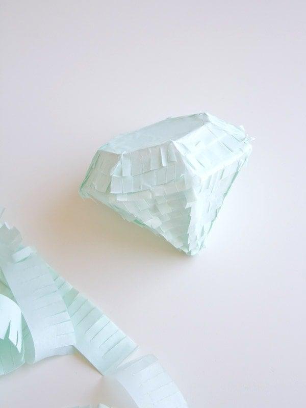 DIY Gem Piñatas