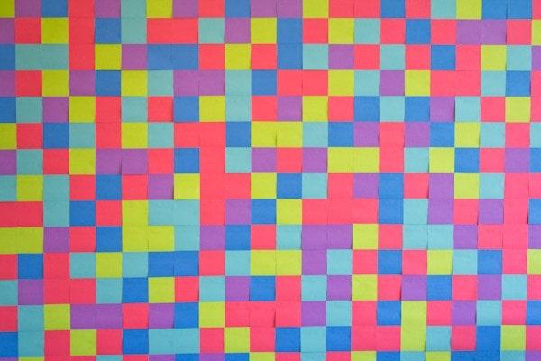 Photobooth Factory // Post-It Pixels