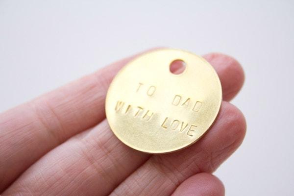 DIY Manly Man Gift Tags