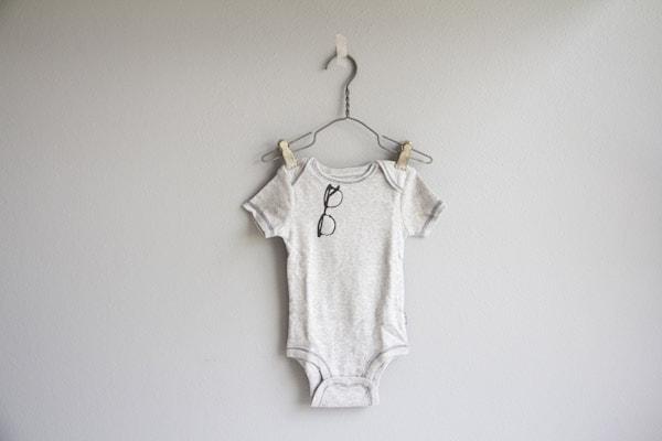 DIY Baby Boy Onesies