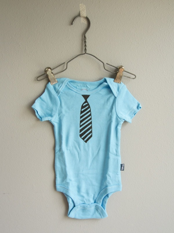 Diy Baby Boy Onesies Lovely Indeed