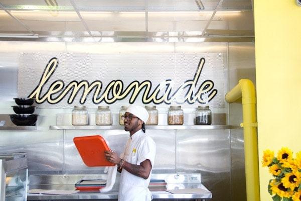 Eat Out // Lemonade