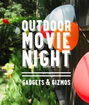 Outdoor Movie Night thumbnail