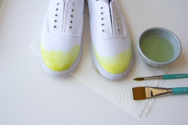 diy-ombre-watercolor-shoes4