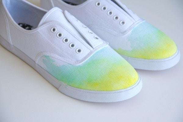 diy-ombre-watercolor-shoes6
