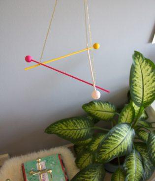 Trade & Made: DIY Geometric Mobile thumbnail