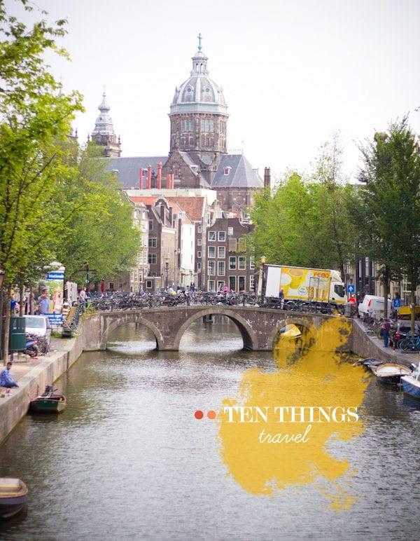 Ten Things: Travel thumbnail