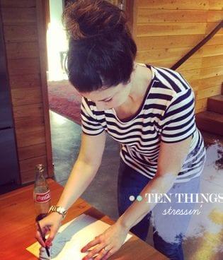 Ten Things: Stressin' thumbnail
