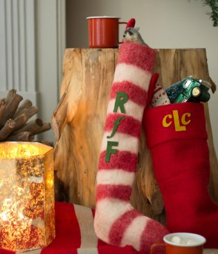Lovely Indeed and west elm // Holiday DIY Workshop thumbnail
