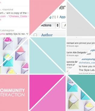Blogging // Community Interaction thumbnail
